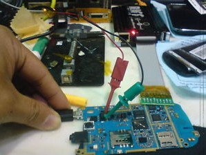 Mobile Phone - Semi Physical Data Recovery